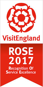 VisitEngland ROSE Award 2017