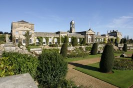 Bowood House & Gardens, Jasmine Cottage self catering holiday accommodation, near Bath, Wiltshire