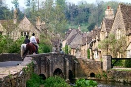 Castle Combe, Jasmine Cottage self catering holiday accommodation, near Bath, Wiltshire