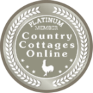 Platinum member of Country Cottages Online