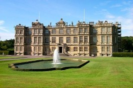 Longleat House and Safari Park, Jasmine Cottage self catering holiday accommodation, near Bath, Wiltshire